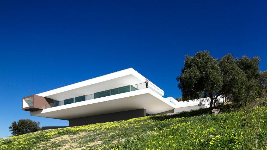 Bauhaus enterijer