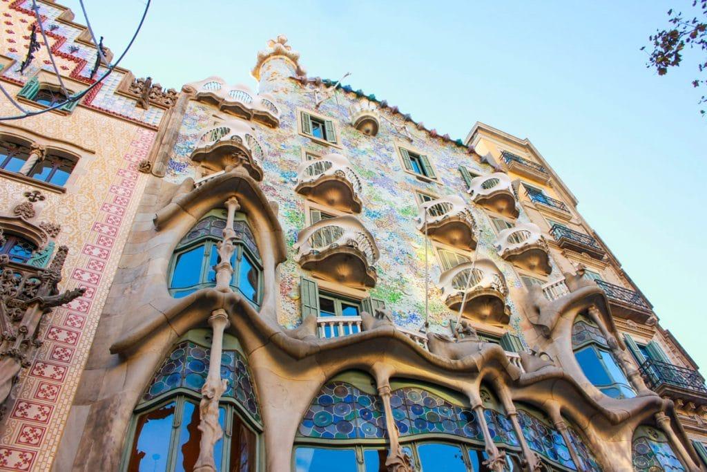 Gaudi, Sagrada Familija