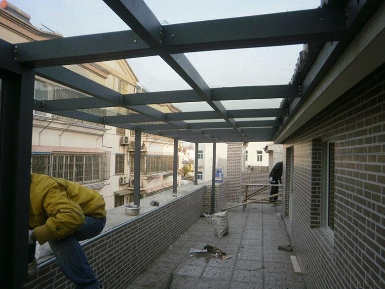 pregradjivanje terase